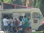 Another shot of Coolhaus, early on about 11:30.