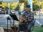 Sierra Madre's Mike Tims performed at Friday Night Live on August 5, 2011.