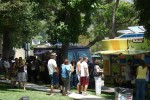 Chamber's Gourmet Food Truck Festival Draws Hundreds to Memorial Park