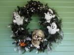 """Holiday"" wreath"
