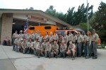 Sierra Madre Search & Rescue Team 60th Anniversary Open House Celebration