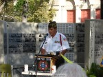 VFW Commander Dave Loera