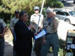 Assemblyman Anthony Portantino at Sierra Madre Search and Rescue 60th Anniversary, News Net file photo