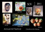 Creative Arts Group to Host Annual Art Festival