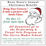 Bean Town Christmas Benefit for SM School Performing & Visual Arts