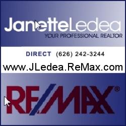 Janette Ledea, ReMax Tri-City Realty