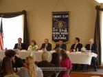 Kiwanis Candidate Forum Photo Gallery