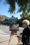 50th Annual Sierra Madre Art Fair  Featured Artist Announced