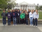 St. Rita Students Visit Washington D.C.