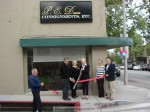 PE Deans' Consignments, Etc. Grand Opening/Ribbon Cutting - Photo Gallery