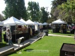 Friends of Library Art Fair Continues Today - Info + Photo Gallery from Saturday