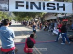 Aaron Zambrano, 2nd place overall, Sierra Madre, 1:03:45