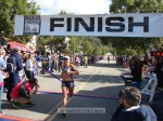 First female Michelle Barton, Laguna Niguel, 1:19:38