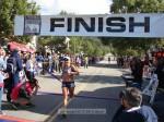 First female Michelle Barton, Laguna Niguel, 1:19:38