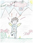 Winner of Kids' Fun Run T-shirt Design Contest Announced