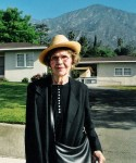 Longtime Sierra Madrean Lucille Hoegee Passes Away in Oregon