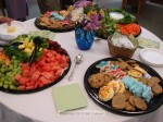 Refreshments were provided by Friends of the Library