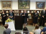 Library Director Carolyn Thomas