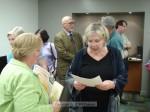 Dorothy Costello and Mayor Pro Tem Nancy Walsh