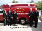 Sierra Madre Paramedic Program Turns Five