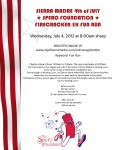 One Week Left for Firecracker 5k Fun Run EARLY BIRD Registration