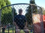 Former Mayor John Buchanan pulled a shift in the dunk tank
