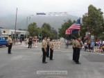 Another shot of the JROTC color guard