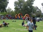 Inflatables for the kids