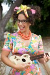 SMVFA Presents Ukulady at Library