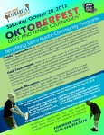 2012 Oktoberfest Golf and Tennis Tournament Fundraiser Participants Sought