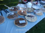 Baked goods fundraiser