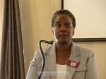 Kiwanis president Susan Henderson