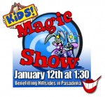 The World's Best Children's Magicians Create Magic to Benefit Children
