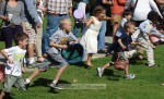 Sierra Madre's Annual Easter Egg Hunt, Photo Gallery and Video
