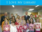 City Council Honors Winners in the Library's I Love My Library Drawing & Essay Contest