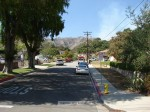 Monrovia Brush Fire Reportedly More Than 50 Acres