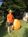 Pumpkin Secrets to be Revealed at May Garden Club Meeting