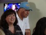 Ryan's parents Consuela and George Lopez