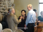 Two council members get some face time with Congresswoman Chu