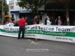 World Famous Sierra Madre Search and Rescue Team helps keep the runners safe on the hill
