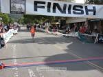Ben Grace, Sierra Madre CA, 1st place 10-14 age group, 1:15:21