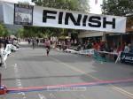 Britt Cole, Monrovia CA, 1:29:01 and Tom Sheets, Manhattan Beach CA, 1:28:54