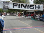 Shannon Franklin, Burbank CA, 1:37:12 and Raymond Corral, La Puente CA, 1:37:15
