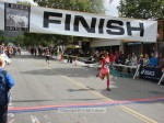 Raquel Villasenor, Glendale CA, 1:38:03 and Hope Langevin, Monrovia CA, 1:38:01
