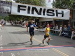 James Castaneda, Los Angeles CA, 1:41:03 (left) and Armando Zambrano, Sierra Madre CA, 1:40:58
