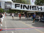 Marianne Siberell, Sierra Madre CA, 1:43:01 and Hunt Turner, Pasadena CA, 1:43:04 (Blue)