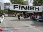 Matt Lingeman, Sierra Madre CA, 1:44:04 (black); Noah Thompson, Sierra Madre CA, 1:44:08 (red); and Alex Ortiz, San Gabriel CA, 1:44:13