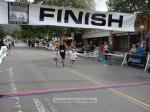 Karen Moran, Sierra Madre CA, 1:45:59 (with the twins)