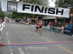 Beth Collins, Arcadia CA, 1:46:49 and William Sheets, Los Angeles CA, 1:46:41