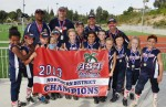 Sierra Madre's 8U Softball All-Stars Take SoCal ASA Community By Storm